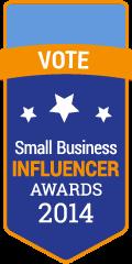 Vote for Brenda Stoltz, Small Business Influencer Awards 2014